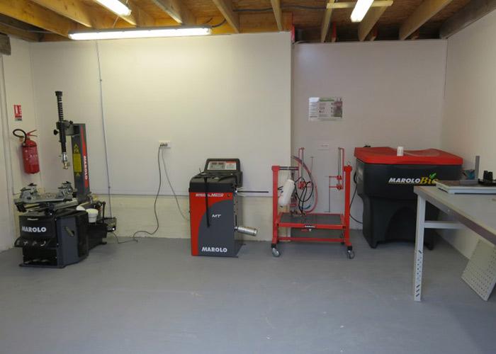 Photos de votre atelier mécanique pour motos à Plobannalec
