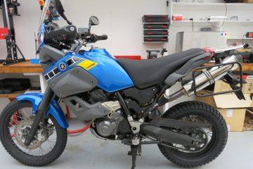 Entretien et rénovation de motos