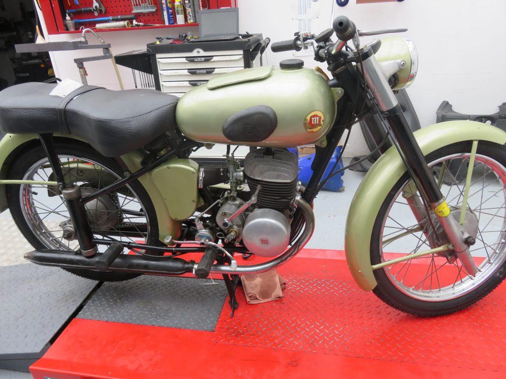 Montessa des année 50